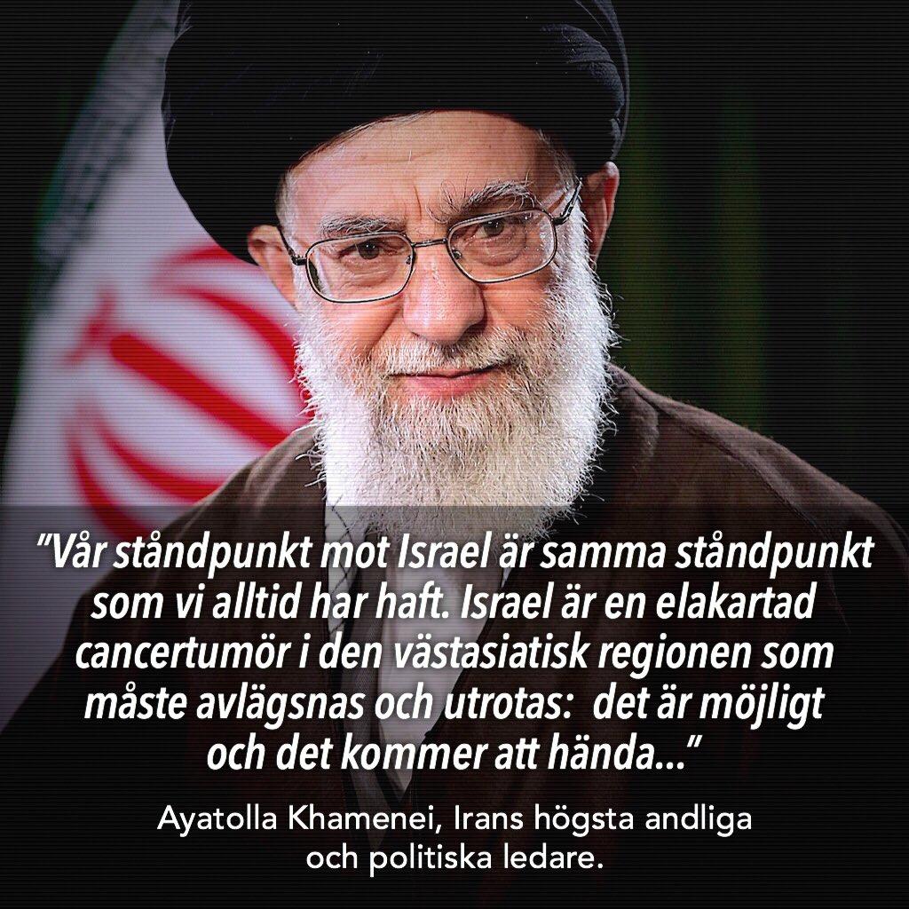 Den som ifragasatter israels lonnmordande kallas genast antisemit
