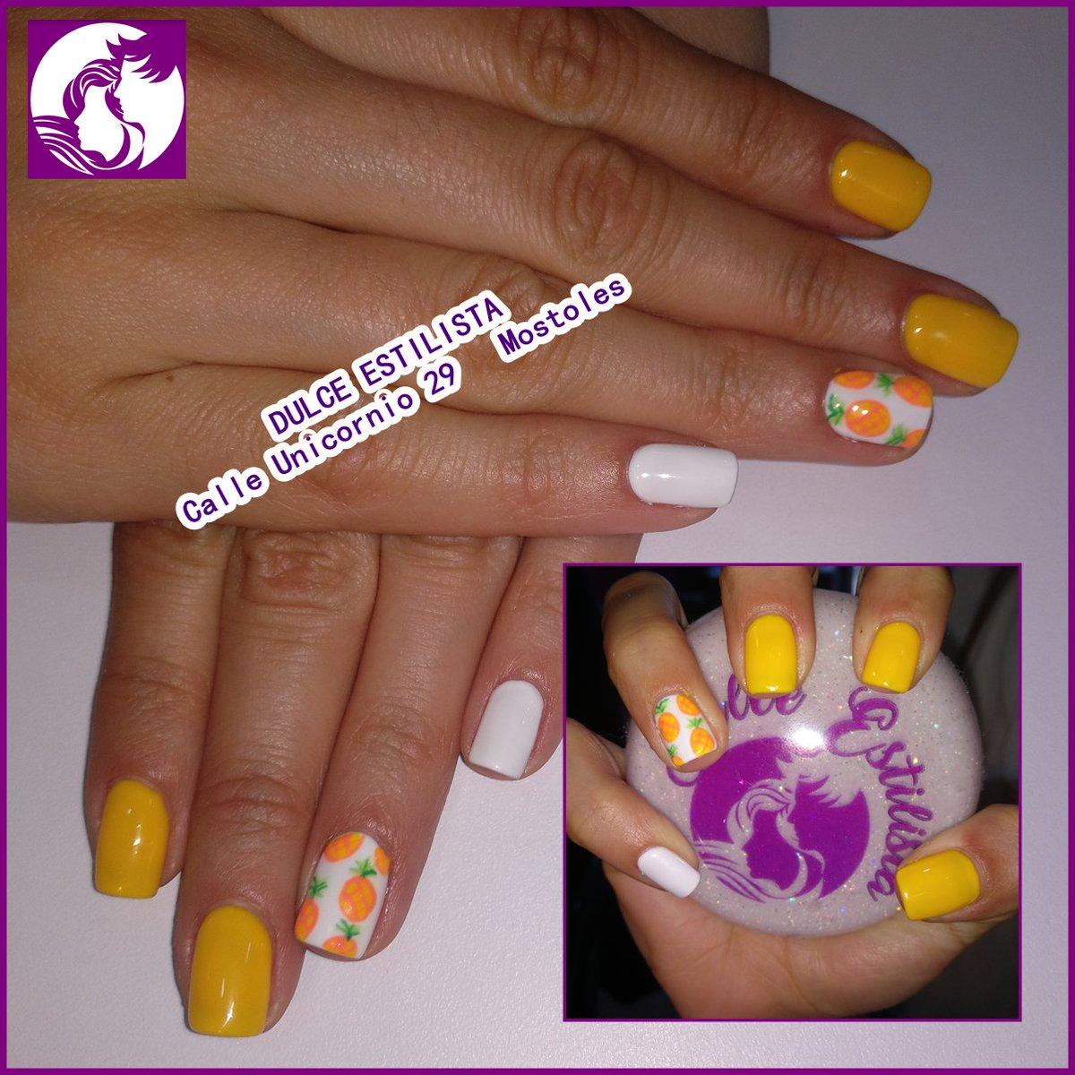 Dulce Estilista On Twitter Nails Girls Beautiful