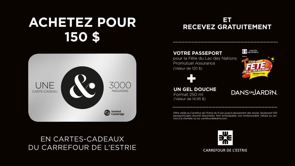 Carte Cadeau Carrefour De Lestrie.Carrefourdel Estrie Carre4delestrie Twitter