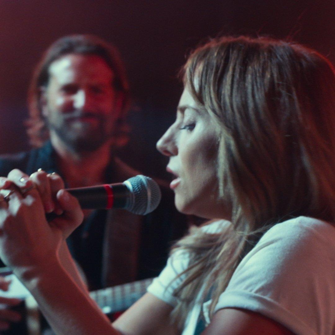 #AStarIsBorn, starring Bradley Cooper and Lady Gaga. In cinemas October.