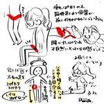 骨盤周りやお尻のこりをほぐして?反り腰や猫背、腰痛を緩和する方法がこれ!