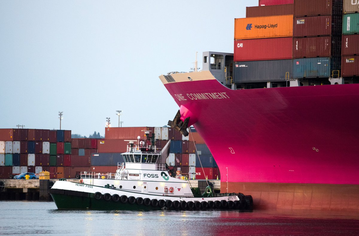 The Northwest Seaport Alliance on Twitter:
