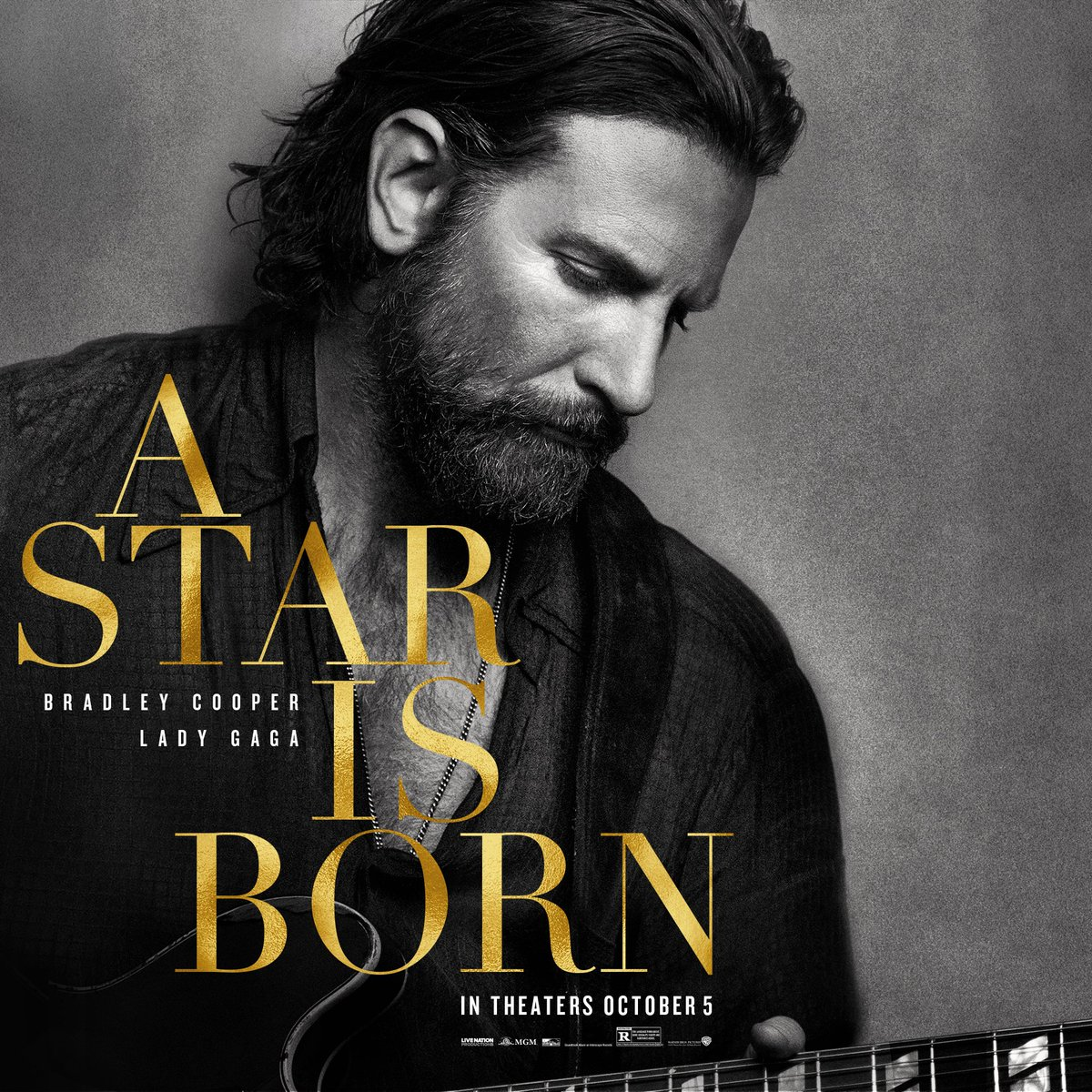 Lady Gaga unrecognizable in 'A Star Is Born' trailer with Bradley Cooper