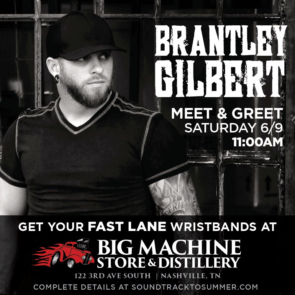 Brantley gilbert meet and greet 2018 choice image greetings card meet and greet brantley gilbert choice image greetings card design m4hsunfo