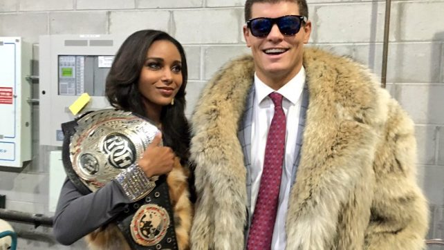 Cody Rhodes Previews ROH World Title Match,  WWE Wishes Top Raw Superstar A Happy Birthday