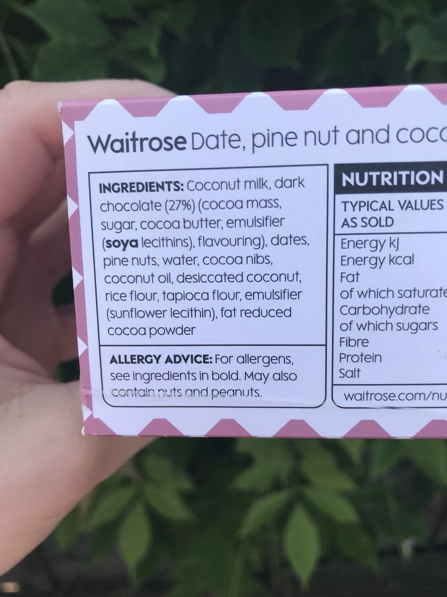 Alice Wiggins On Twitter Spotted These New Chocolate