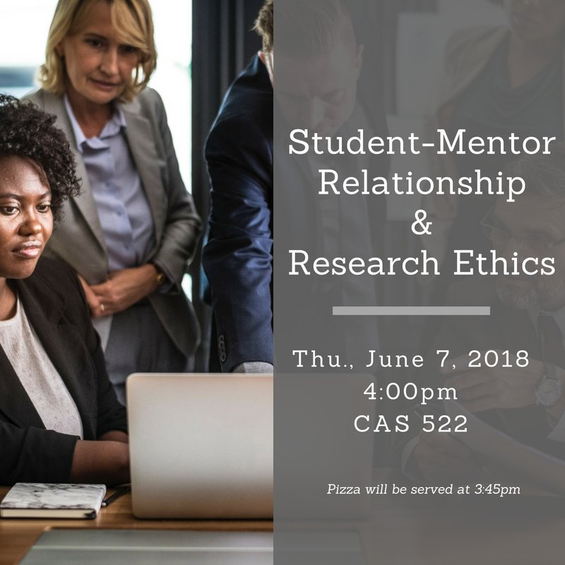 professor student relationship ethics