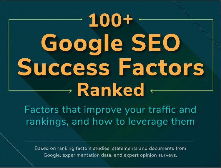 New mega-guide: 100+ Google SEO Success Factors, Ranked  Factors that actually improve your traffic & rankings, and how to use them. https://zyppy.com/seo-success-factors/ … Please share!