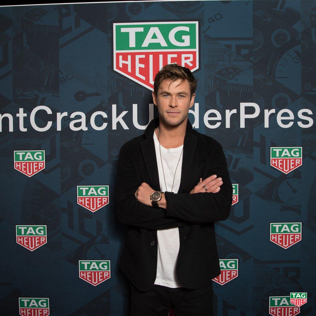 dont crack under pressure chris
