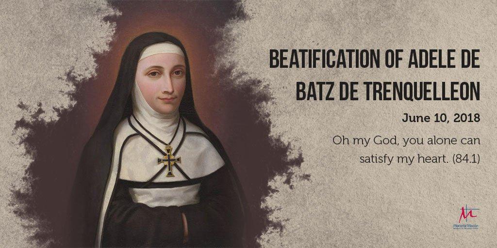 Image result for Mother adele de batz