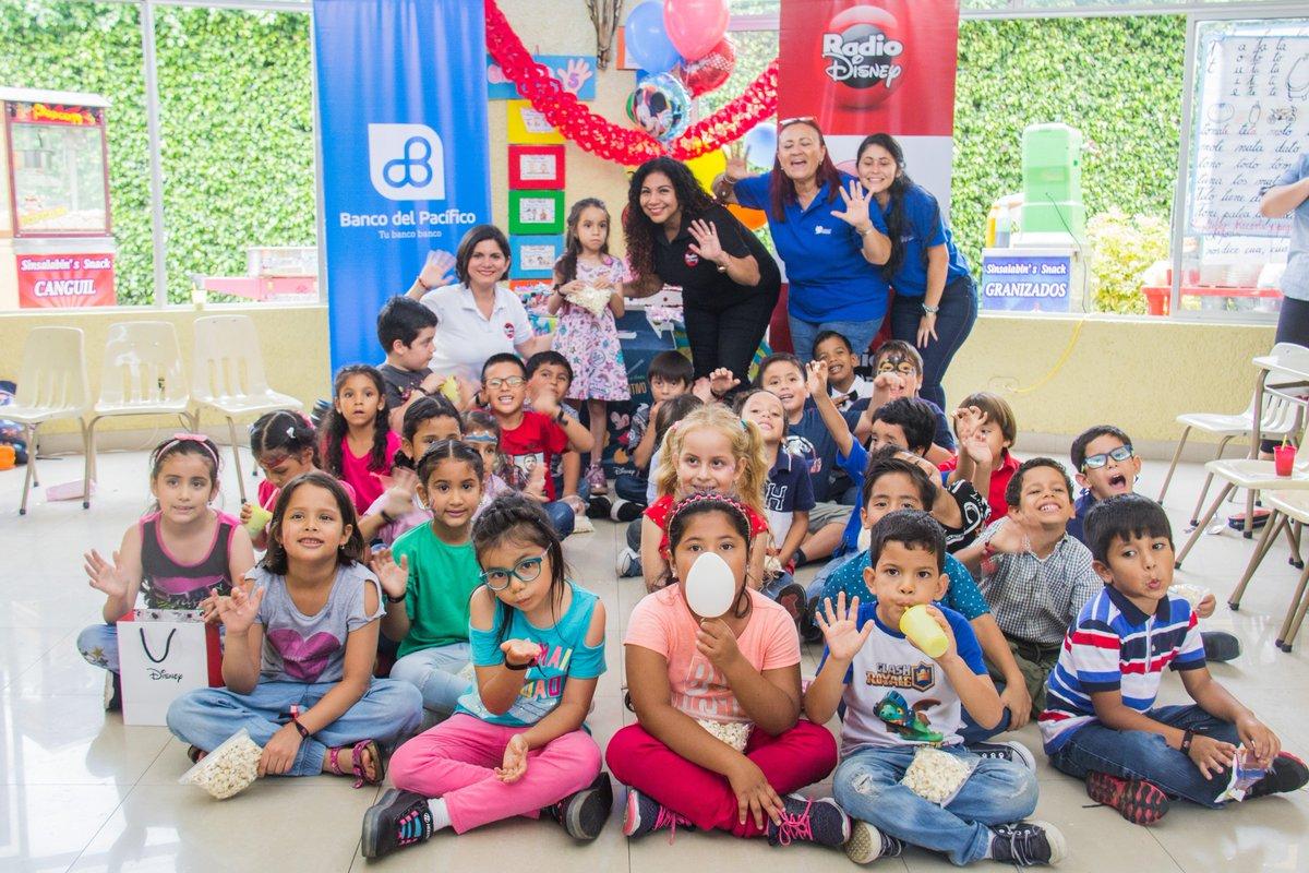 radio disney latino on twitter rdecuador celebró el díadelniño