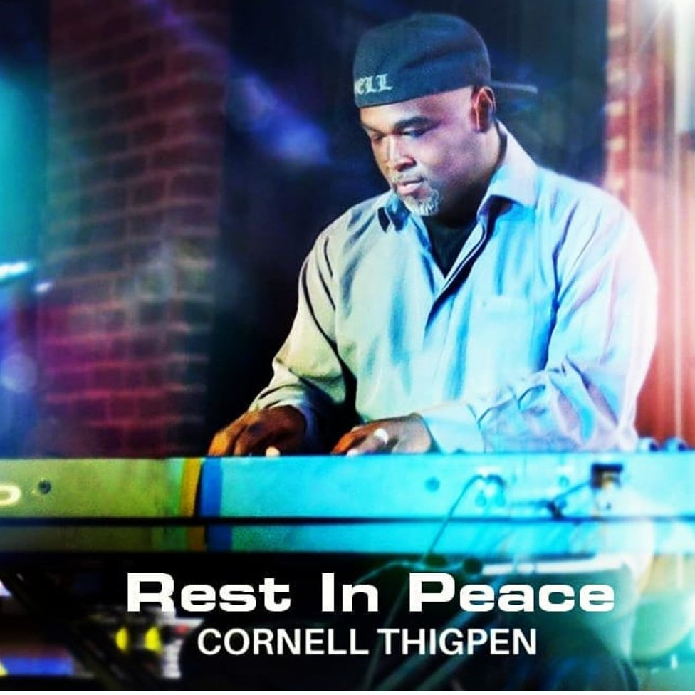 Cornell blessed us with great gospel music for many years. Rest in peace my friend.