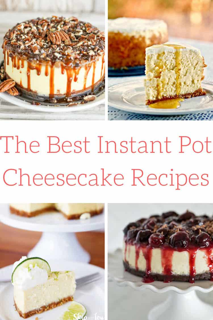 @AllSheCooks: 15 Instant Pot Cheesecake Recipes -The Best Cheesecake Recipes https://t.co/WouB31us2k https://t.co/HebRieXT76