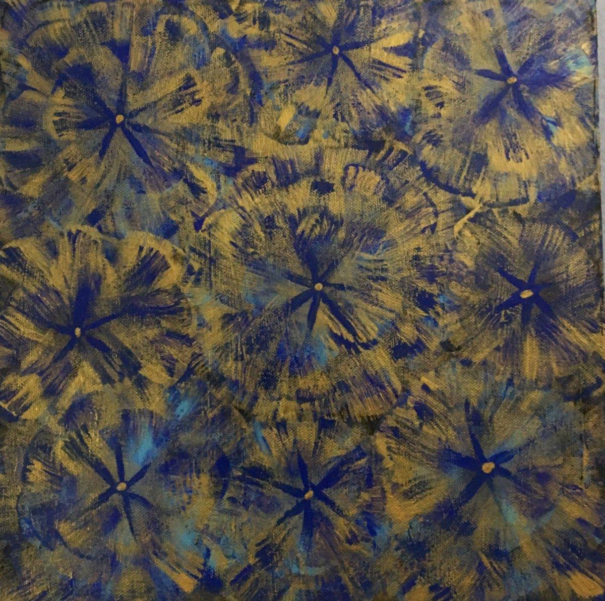Tracy Fetter On Twitter Herbert Epoxy Resin Abstract Flower