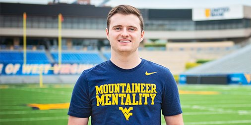 The 2018 Official #WVU Fan Shirt is here! Order your shirt now at go.wvu.edu/fanshirt18