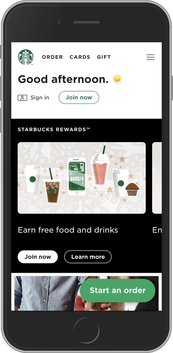 David Brunelle On Twitter The Starbucks Pwa Is No Longer