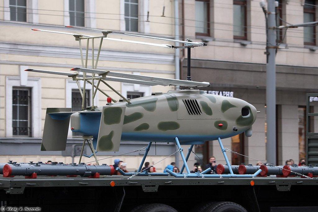 المروحيه الروسيه المسيره Katran  DfD3XLyUcAAwPgD