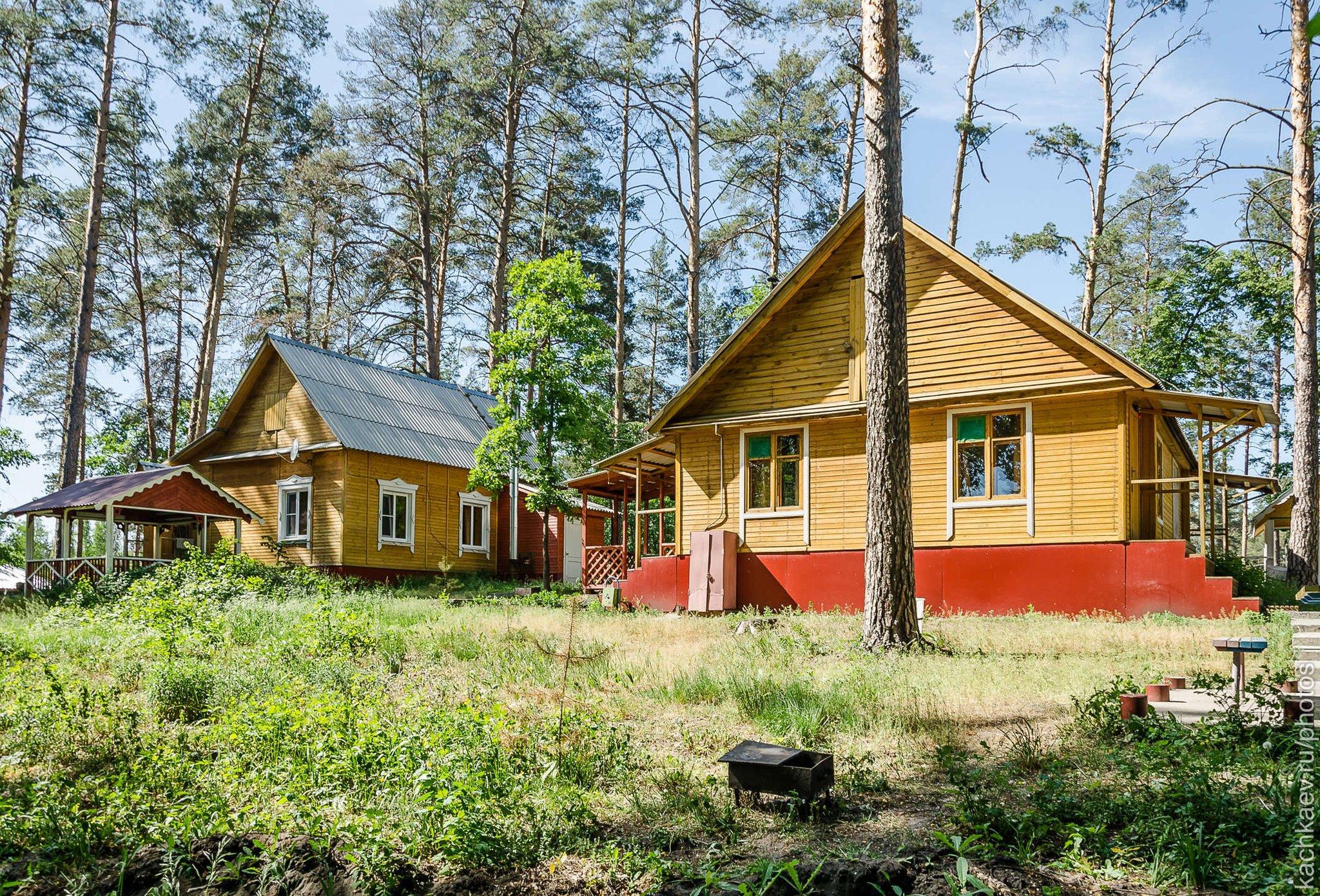 Турбаза воложка фото домик на троих
