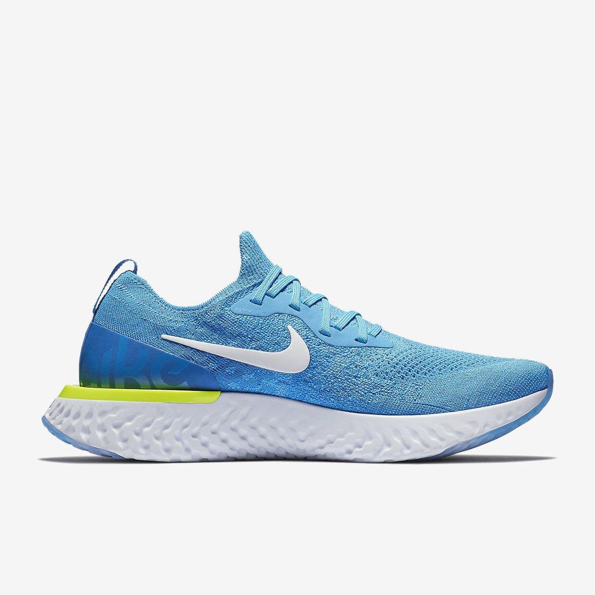 Cheap Nike AQ0070 601 Nike Epic React Flyknit Running Shoes Rust PinkHyper CrimsonBarely RoseRust Pink women men real Sneakers trainers best