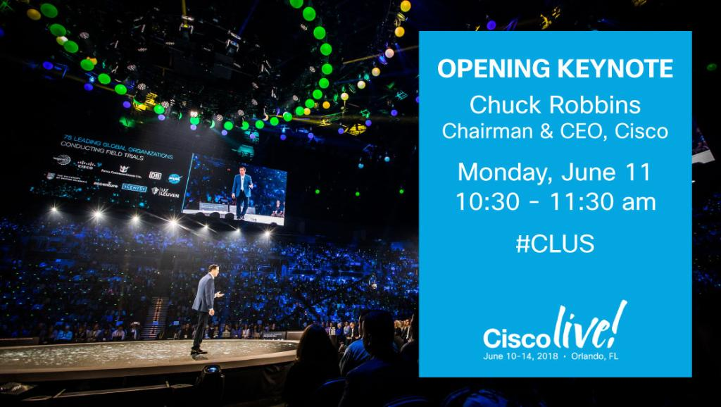 CiscoLive on Twitter:
