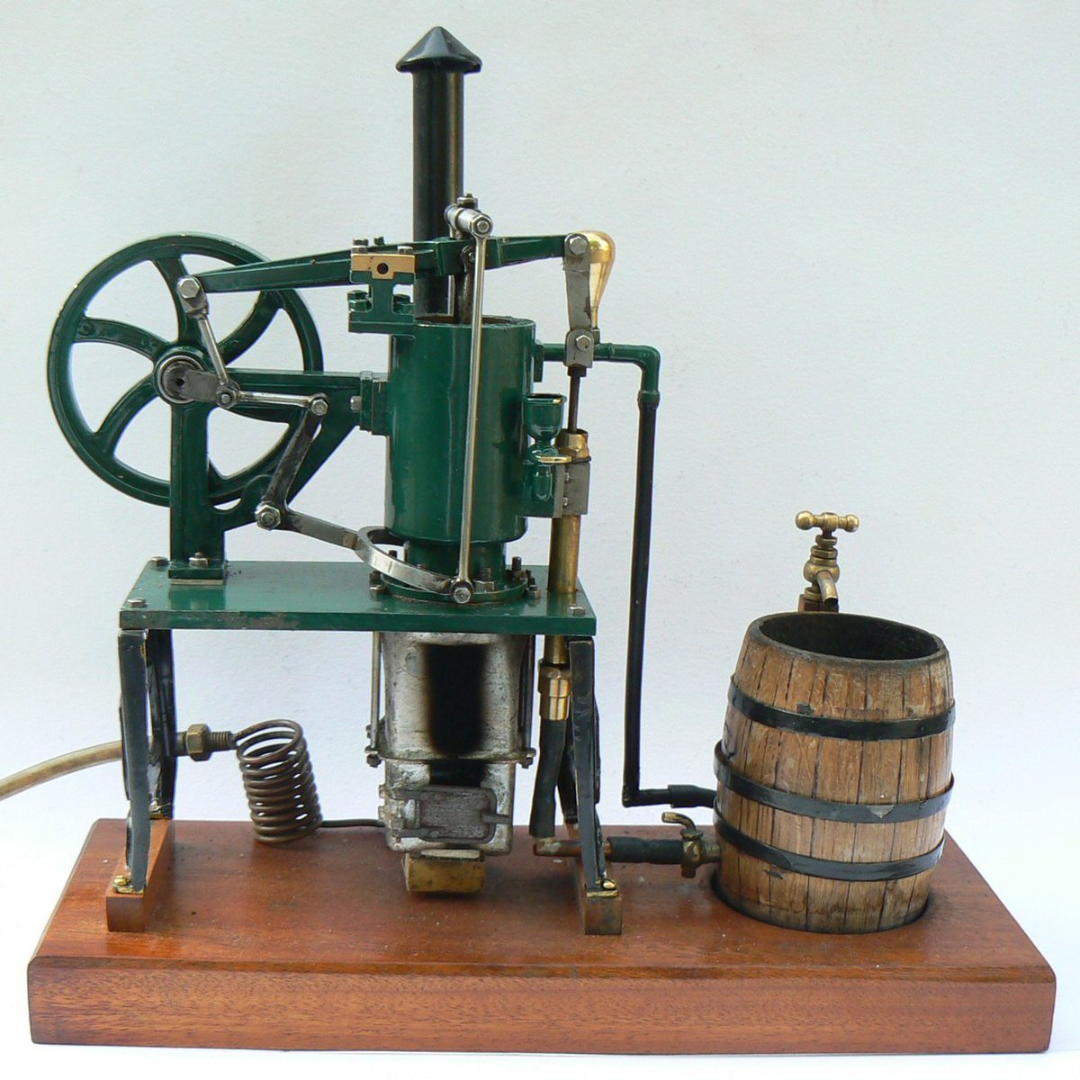 who invented the stirling engine