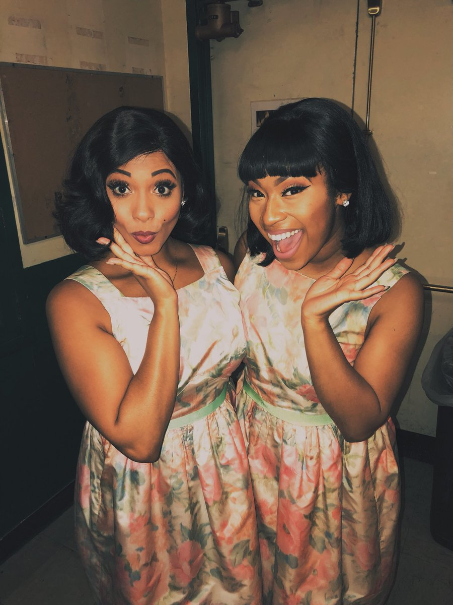 broadway in boston on twitter your favorite supreme sisters young mary and young flo missing young diana ross currently being amazing on stage quiana from motownmusical notownlikemotown motownmusical broadwayinboston bostontheaterdistrict young flo missing young diana ross