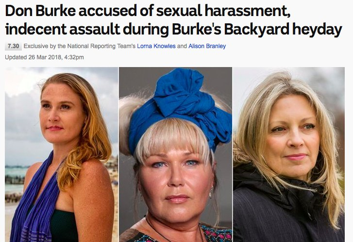 Lorna knowles knowleslornak twitter read one of their stories here httpabcnews2017 11 27don burke accused of sexual harassment indecent assault9188070 picitter altavistaventures Image collections