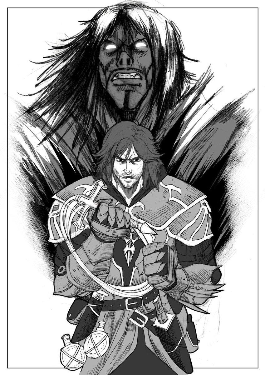Lord Of Shadows Fan Art