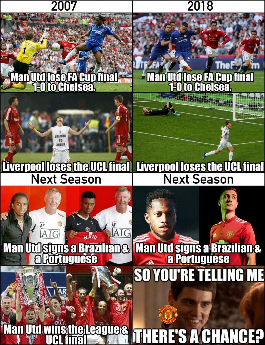 Football Memes On Twitter Man Utd Fans Right Now Tag Them