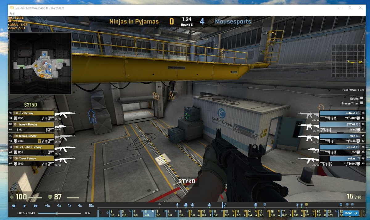 Csgo Demo Viewer