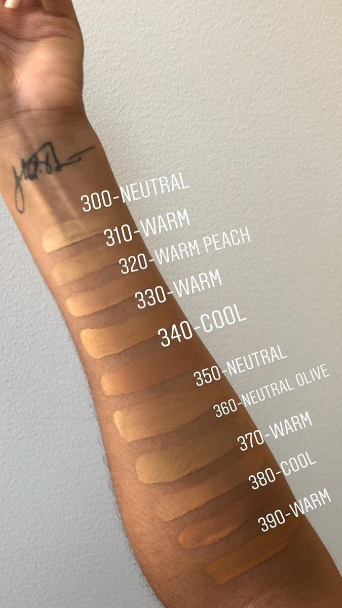 Fenty Beauty On Twitter Hey Fentyfamily We Ve Gotten A Lot Of Questions About How To Find Your Profiltr Foundation Shade So Head To Our Ig Stories To Find Out Your Undertone And