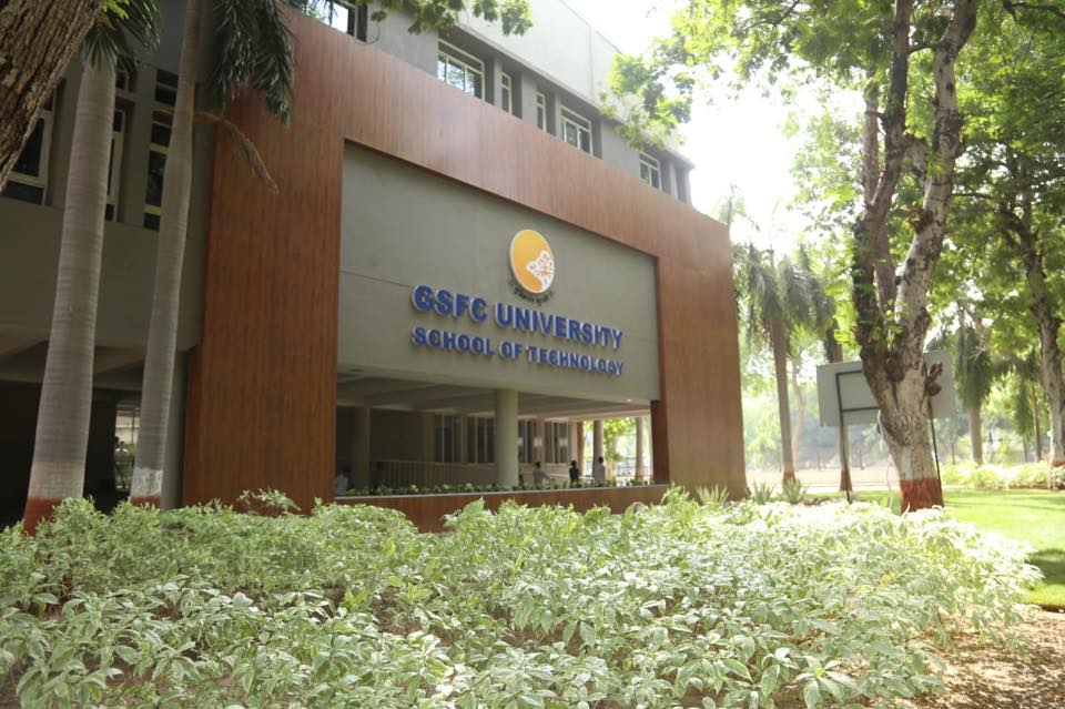In pics: School of Technology building of GSFC University inaugurated in Vadodara