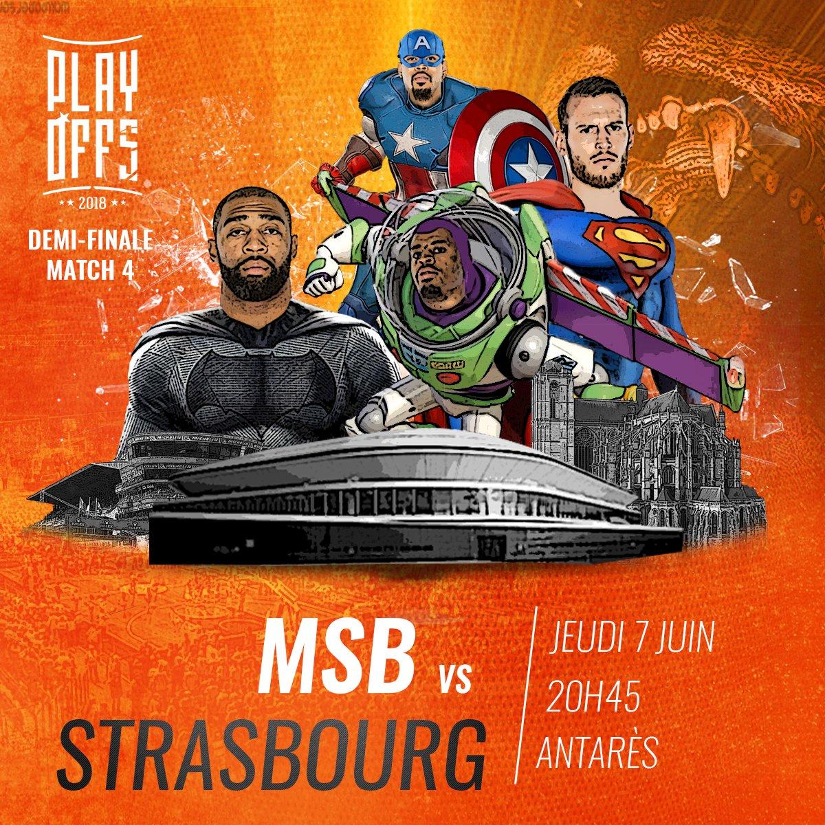 [1/2 finale PO] Strasbourg - MSB / live SFR Sport 2 - Page 7 DfE2PwUX4AAJ6mJ?format=jpg