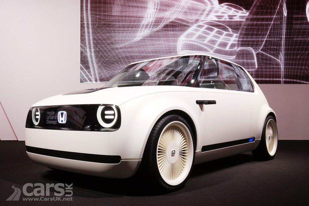 Cars Uk On Twitter Honda Urban Ev Voted Best Concept Car