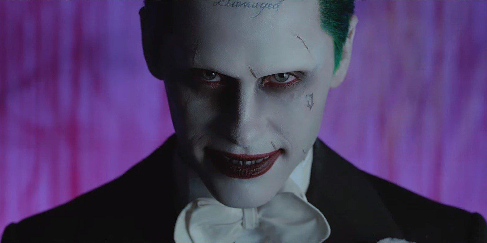 #Joker – il film DC con #JaredLeto è in fase di sviluppo. @WarnerBrosIta https://t.co/jBQGUolpi3 https://t.co/A1vJAtfIc8