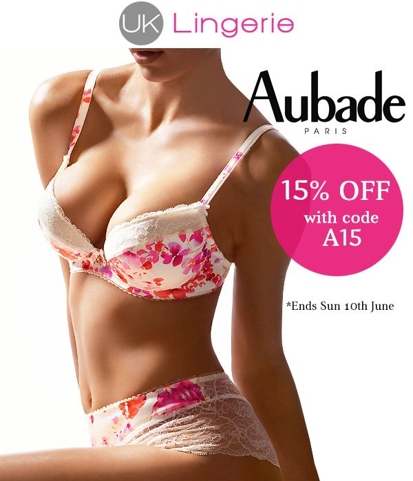 99948c8053 ... http://uklingerie.com/aubade | Free Worldwide shipping & Free UK  Returns | Items on sale already included | Ends Sunday 10th June #Aubade  #AubadeParis ...