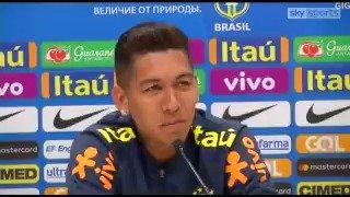 "Firmino: ""I think Sergio Ramos is an idiot"""