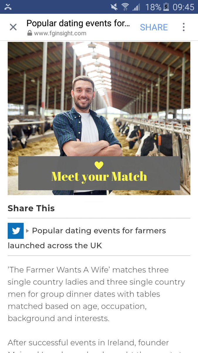 Founder dating events