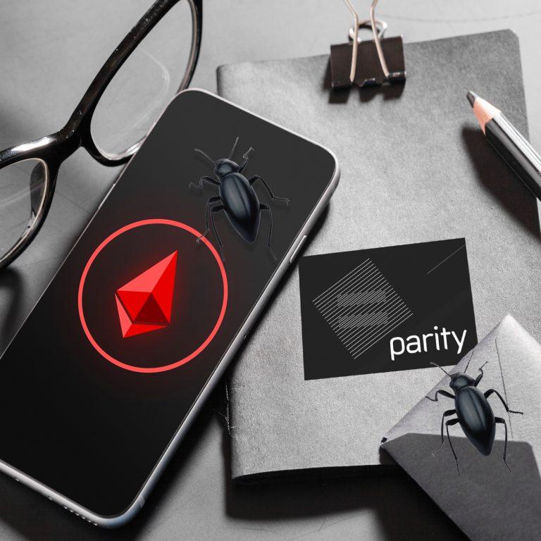 paritytechnologies hashtag on Twitter