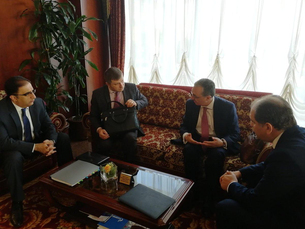 Глава МИД Армении Зограб Мнацаканян готовится к московским встречам