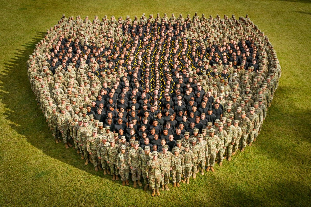 The 8th TSC created a #LivingInsignia to honor the tradition popular in #WWI100 #ArmyHistory and to commemorate the units 50th Birthday! @USARPAC @USArmy @ArmyTimes<br>http://pic.twitter.com/TZPZQoq1T7