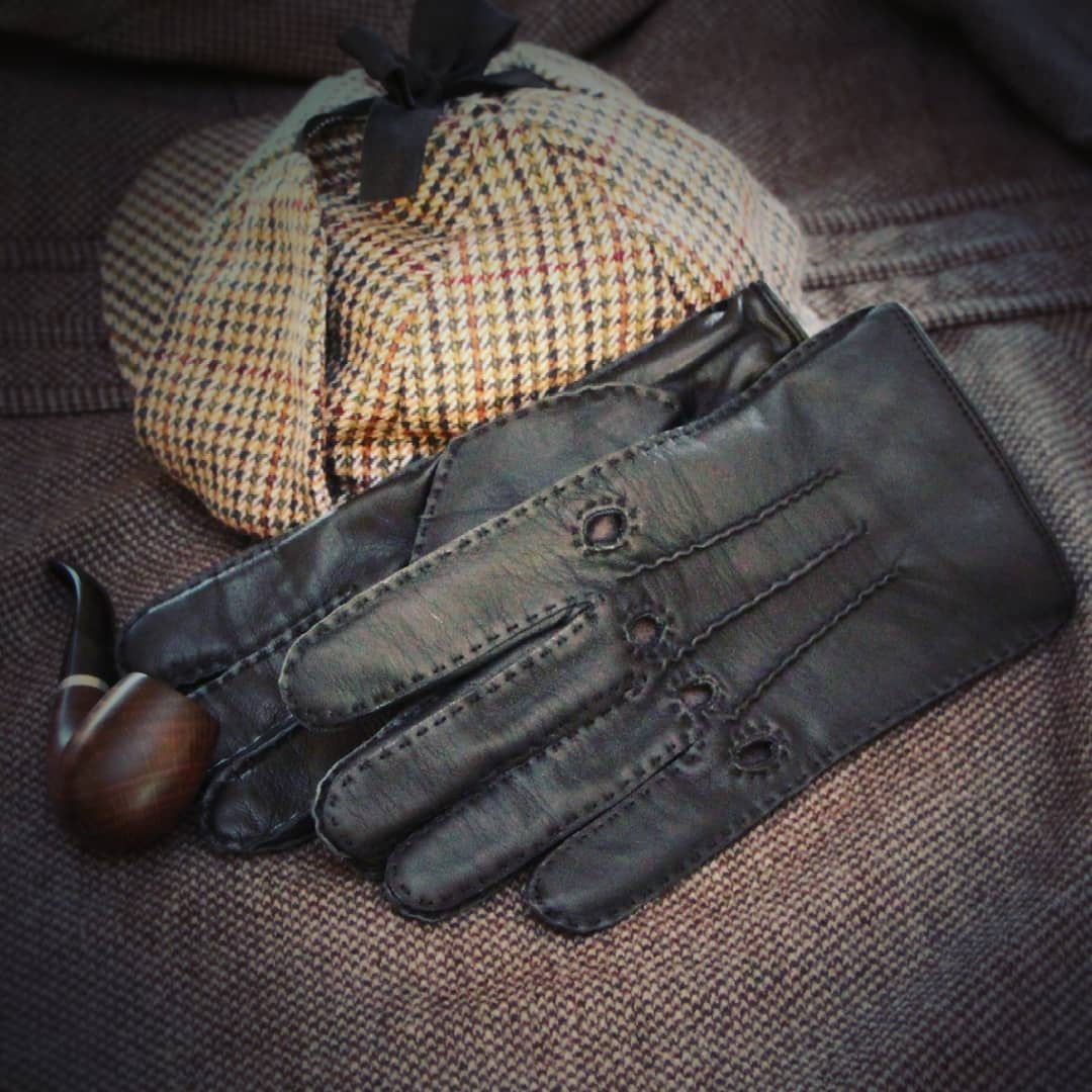 Sherlock Holmes Benedict Cumberbatch Gloves By Magnoli Clothiers