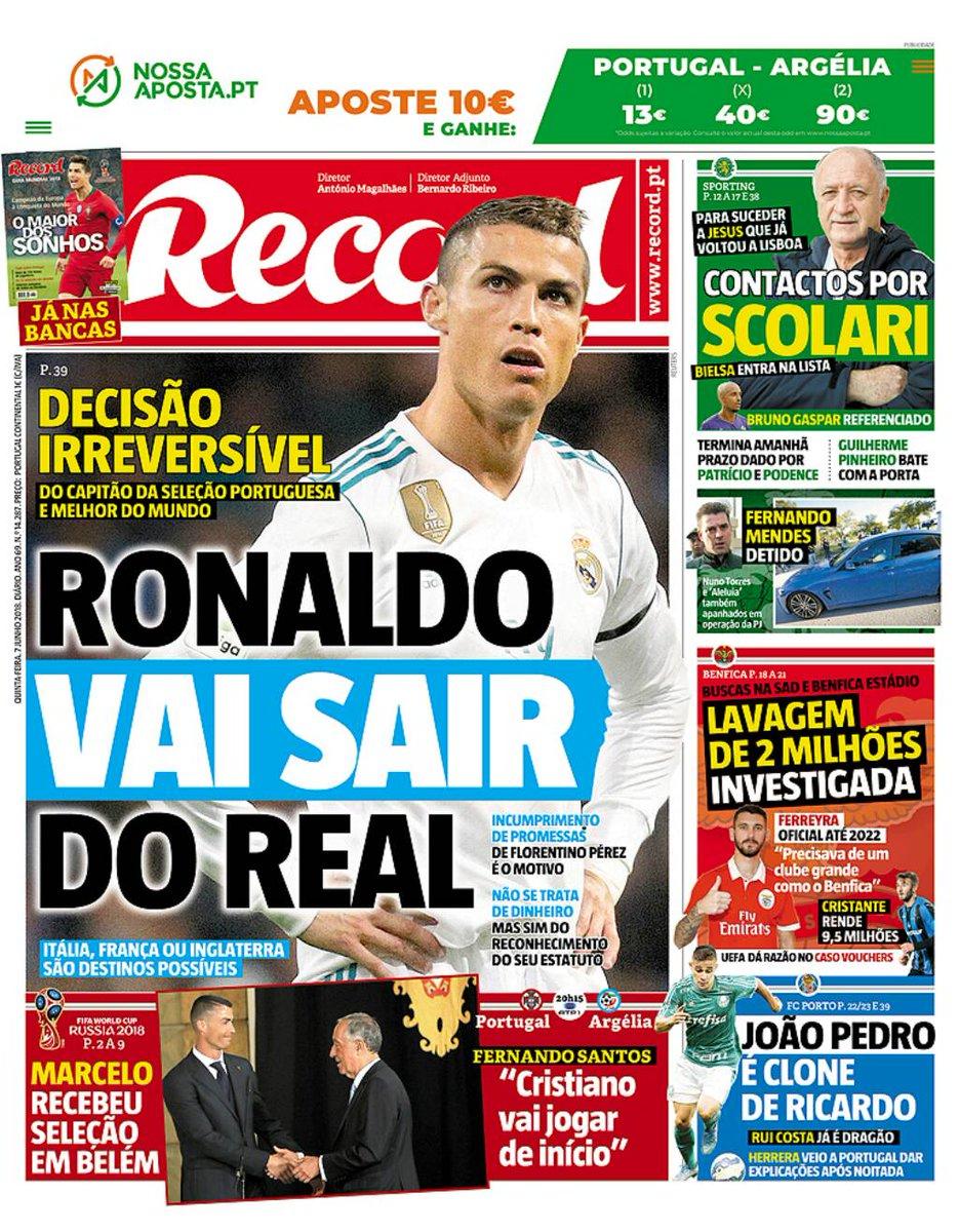 Record Ronaldo