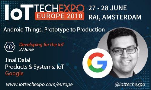IoT Tech Expo on Twitter:
