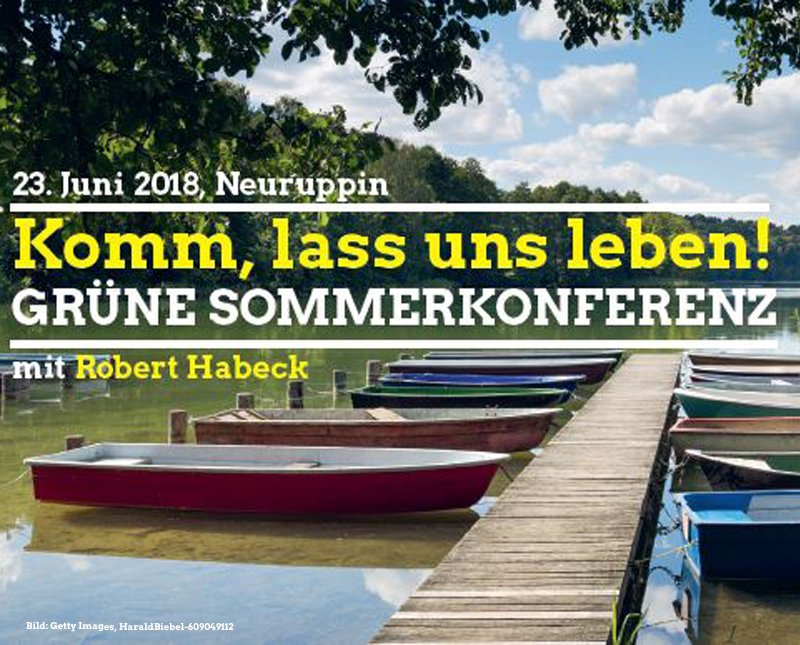 Grüne Brandenburg On Twitter Komm Lass Uns Leben Grüne