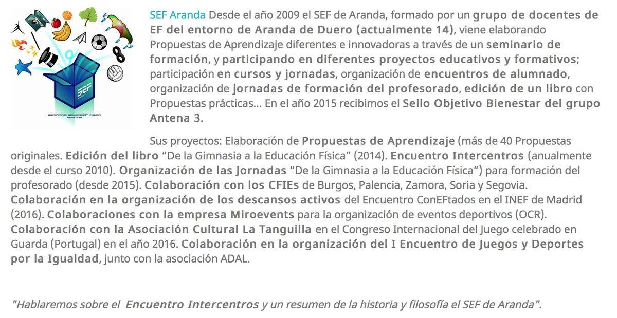 Juan Exposito On Twitter Hablamosde Relevoef Con Semefaranda