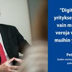 Image for the Tweet beginning: Parlamenttiin on perustettu uusi, #verotusasioihin