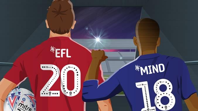 📰 @MindCharity present plans to kick-start new groundbreaking #EFL partnership >> po.st/CqoJGF