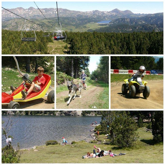[SAVE THE DATE] @FontRomeuP2000 vous accueille à partir du 7 juillet ➡ Randonnées jusqu'au lac des Bouillouses 🚶♂ + activités aux Airelles 🚵♀🐶  @Font_Romeu @Pyrenees2000 @MairieFontRomeu @LaRepDpyrenees  @my_pyrenees @Pyrenees_1 @pyreneesinfo @Les_Pyrenees_ES  @nevasport