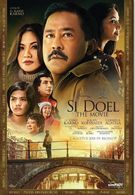 Si Doel The Movie (2018) | Rano Karno